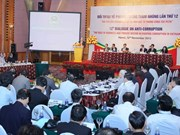 Anti-corruption dialogue held in Hanoi
