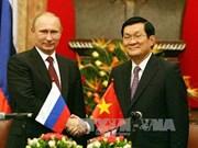 Vietnam, Russia issue joint statement