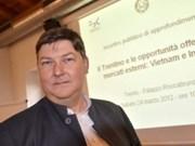 Italian economist extols Vietnam market