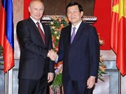 Russian, foreign media praise Putin's visit to Vietnam
