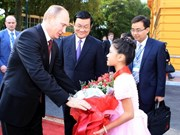 Russian President concludes State visit to Vietnam