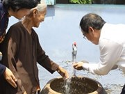RoK helps Can Tho build rural water facilities
