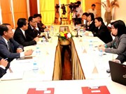 Vietnamese, Lao news agencies set tasks for next year
