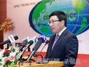 Vietnam contributes to APEC development