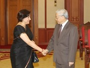 Vietnam wishes to boost strategic partnership with India