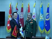 Vietnam, RoK hold second defence dialogue
