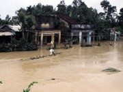 At least 15 dead due to floods in central regions