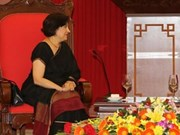 Party chief's India visit to improve cooperation
