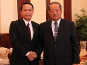VNA pledges to intensify ties with Lao news agency