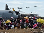 International community sends more aid to Philippines