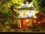 Symbol of Hanoi to be restored