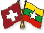 Myanmar, Switzerland hold first economic dialogue