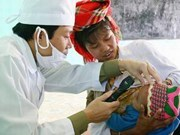 Disabled children in Ha Giang enjoy free surgery