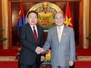 NA strives to improve Vietnam-Mongolia relations: top legislator