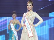 Vietnam beauty in Mrs World top six