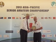Ambridge claims Asia Pacific golf championship