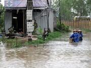 Destructive flooding puts central Vietnam at risk
