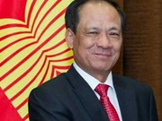 ASEAN leader calls for further strategic partnership with China