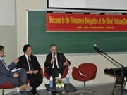 Brussels seminar talks Vietnam-Belgium cooperation