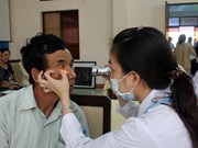 Vietnam-Australia eye care programme effective