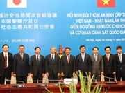 First Vietnam–Japan security dialogue commences