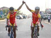 Vietnamese cyclists train in Da Lat for SEA Games 27