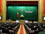 National Assembly adopts amended Constitution
