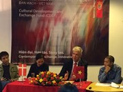 Denmark sponsors Vietnam's contemporary arts projects