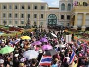 Thai army announces neutrality in political dispute