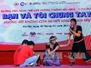 Hanoi observes World AIDS Day
