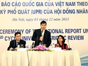 UN backs Vietnam's efforts to promote human rights