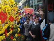 Civil servants enjoy nine days off for Lunar New Year