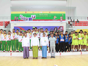 Host Myanmar wins first medal of 27th SEA Games