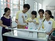 Vietnamese students excel at international test