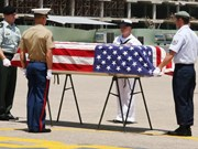 Repatriation of US servicemen's remains held in Da Nang