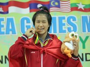 Vietnam wins four more golds at SEA Games