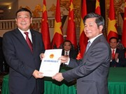 Vietnam, Guangdong enhance cooperative ties