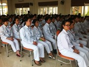 More Vietnamese nurses and orderlies to work in Japan