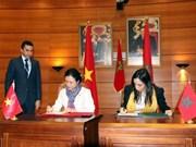Vietnam, Morocco meet to bolster ties