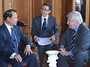 Vietnam, Uruguay enrich cooperation