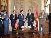 Vietnam-Uruguay diplomatic ties celebrated