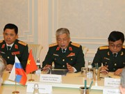 Vietnam, Russia hold first strategic defence dialogue