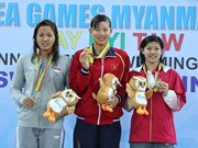 Swimmer sets SEA Games record