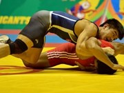 SEA Games: Karate, wrestling bring Vietnam more gold