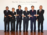 PM Dung attends Mekong – Japan Summit