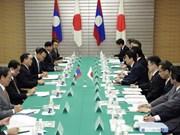Japan helps Laos, Myanmar develop infrastructure