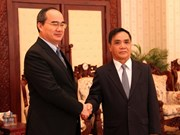 Vietnam always fosters special ties with Laos