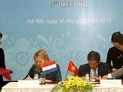 Vietnam, Netherlands work for sustainable Mekong Delta