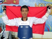Martial arts bring two more golds to Vietnam