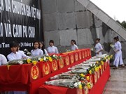 Vietnam collects myriad of martyrs' remains